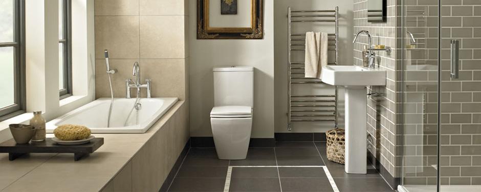 卫生间洗手盆,马桶,淋浴房或浴缸三件套安装